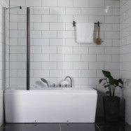 Badkarsvägg Bathlife Skåda