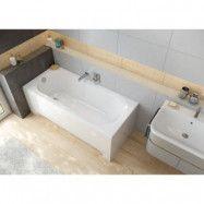 Rektangulärt badkar för inbyggnad - Idea
