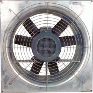 Torkfläkt BPH 63, 4 kW