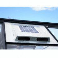 Vitavia Fläkt Solarfan Med Solceller 700x610 mm