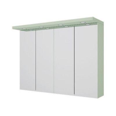 Spegelskåp Källa / Ramsnäs 1200 mm, Lindblomsgrön