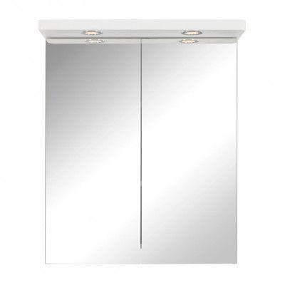 Spegelskåp Arredo Spirit Vit