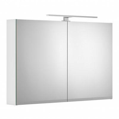 Spegelskåp Gustavsberg Artic 100 cm med LED
