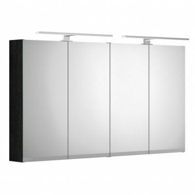 Spegelskåp Gustavsberg Artic 120 cm med LED
