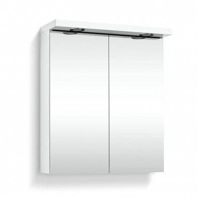 Spegelskåp Svedbergs LED-Line 55-60