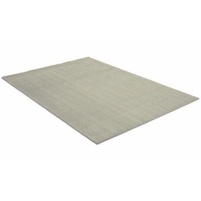 Feel silver - maskinvävd matta