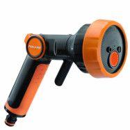 Sprinklerpistol Fiskars 4-funktion