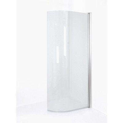 Duschdörr Arredo Ida 875 Clear Shield Klarglas Höger/vänsterhängd