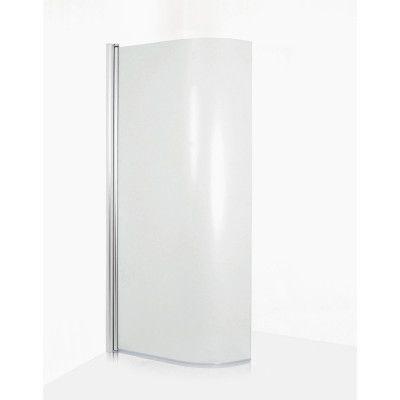 Duschdörr Arredo Ida 875 Frostat Glas Vänsterhängd