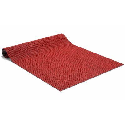 Safety Mat antihalkmatta - röd