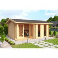 Friggebod Rita - 12,6 m²