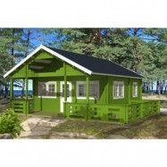 Fritidshus Ekshärad - 69 m²