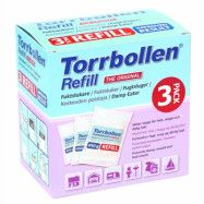 TORRBOLLREFILL 7114  3P