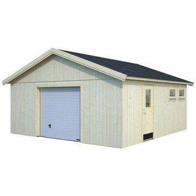 Garage Anders 32,1 m² Shingel