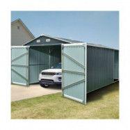 Garage av metall - 18 m²