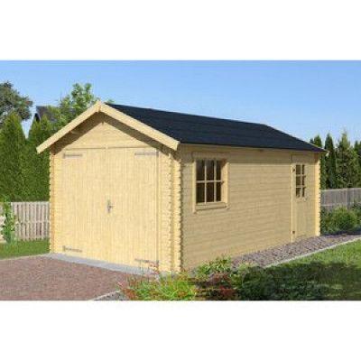 Garage Gertrud - 16,2 m²