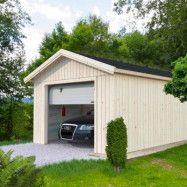 Garage Sten 24,9 m² Ingen