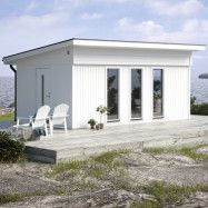 Stuga Jabo Flex funkis 18,4 m² Ingen