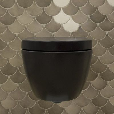 Vägghängd Toalettstol Flaminia Mini App GoClean