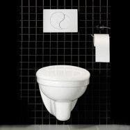 Vägghängd Toalettstol Hafa Wall