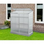 Miniväxthus Lean - 1,5 m²