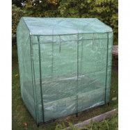 Växthus Växa med PE-plastöverdrag