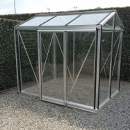 Oas Mini 3,8 m² Hobby Aluminium