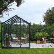 Växthus Spira 6,7 m² Ja