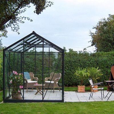 Växthus Spira 6,7 m² Nej