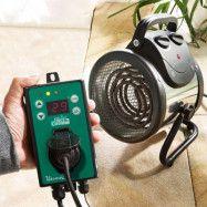 Värmefläkt Palma 2,0 med termostat
