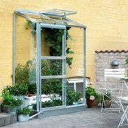 Väggväxthus Altan - 0,9 m²