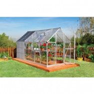 Växthus Grow & Store - 6,8 m2