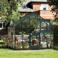 Växthus Junior - 9,9 m²