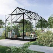 Växthus Neptunus - 8 m²