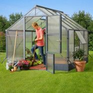 Växthus Premium - 7.4m²
