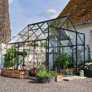 Växthus Qube + 6,6 m²