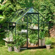 Växthus Qube 3,9 m²