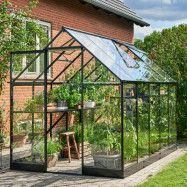 Växthus Qube 6,4 m²