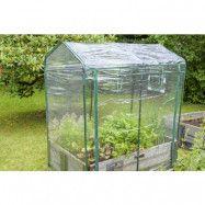 Växthus Urban Grower Växa med plastöverdrag