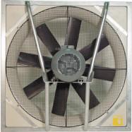 Torkfläkt BPH 100P, 7,5 kW